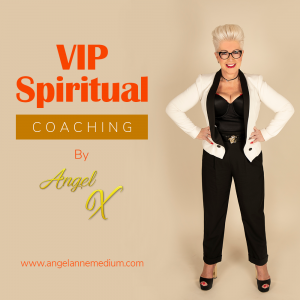VIP Spiritual Coaching 1 Session