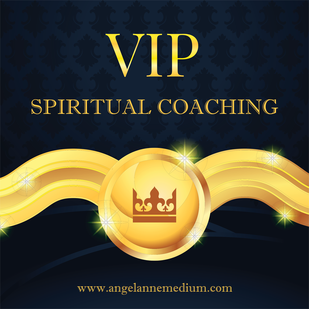 VIP Spiritual Coaching Session