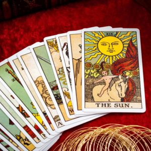 Personalised Monthly Tarot Reading (For 1 Year)